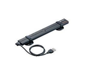 Imagen de Adaptador Wifi 54mbps USB2.0 Buffalo+Antena Omni.