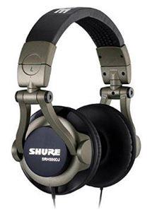 Imagen de Auricular profesional para Dj estereo SRH550 Dj