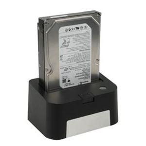 """Imagen de Base disco duro Sata 2,5/3,5"""" USB 3.0 Konig Dock"""