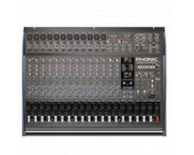 Imagen de Mezclador Amplificado POWERPOD K16