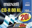 Imagen de CD 700mb Maxell
