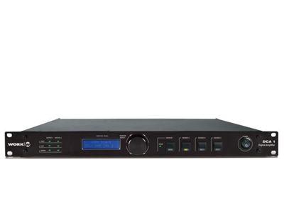 Imagen de Amplicaficador 2 zonas control remoto DCA1