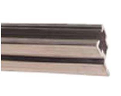 Imagen de Columna de fijacion para rack aluminio CR753 (precio por metro)