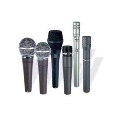 Imagen para la categoría Microfonos