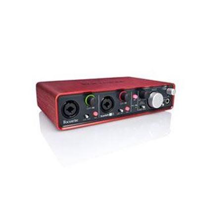 Imagen para la categoría Interfaces audio/midi