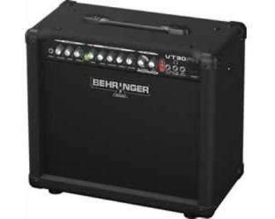 Imagen de Amplificador para guitarra Virtube VT30FX