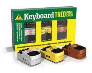 Imagen de Paquete de 3 pedales de efectos Keyboard Trio TPK989