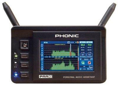 Imagen de Analizador de Audio portatil PAA6