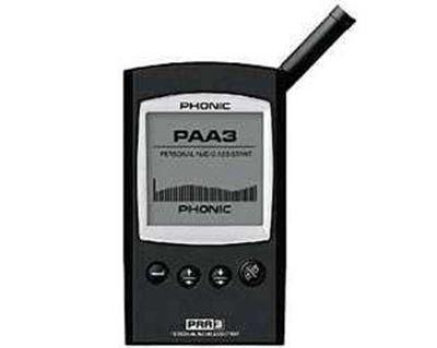 Imagen de Analizador de audio portatil PAA3