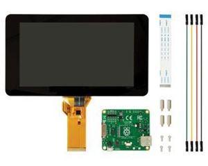 Imagen de Pantalla LCD TFT Tactil 7' para Raspberry Pi