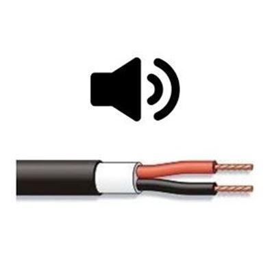 Imagen para la categoría Cables manguera altavoz