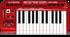Imagen de Teclado controlador Midi/USB U-Control UMX250