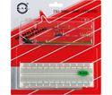 Imagen de Entrenador board 830 contactos, con base aluminio y puentes