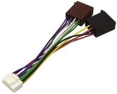 Imagen para la categoría Cables instalación autoradio