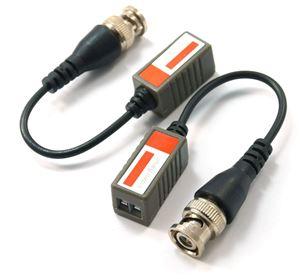 Imagen de Balun video c/10cm cable, 330m, pareja