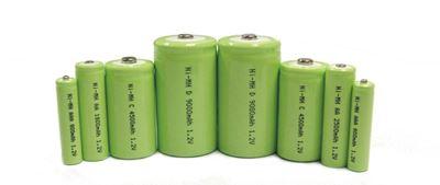 Imagen para la categoría Baterías de NI-CD y NI-MH