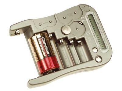 Imagen para la categoría Comprobadores de pilas