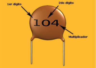 Imagen para la categoría Condensadores ceramicos