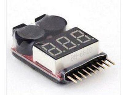 Imagen para la categoría Acc.baterias RC
