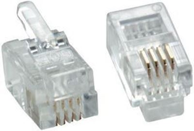Imagen para la categoría Conectores RJ Telefonía