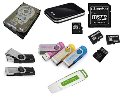 Imagen para la categoría Dispositivos de almacenamiento