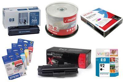 Imagen para la categoría Consumibles CD & DVD