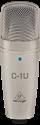 Imagen de Microfono studio condenser USB C-1U