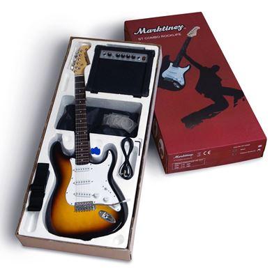 Imagen para la categoría Pack's de guitarra