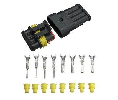 Imagen para la categoría Conector DC para automovil