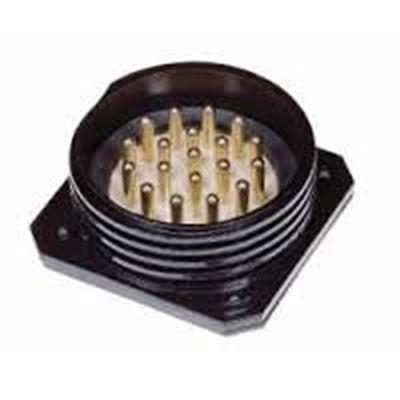 Imagen de Multiconector base macho 19 contactos CB501