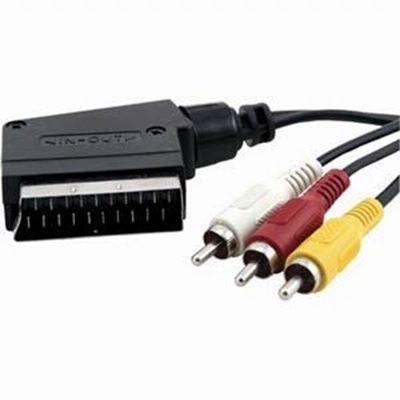 Imagen para la categoría Cables euroconector