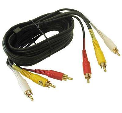 Imagen para la categoría Cables video RCA