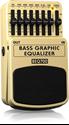 Imagen de Pedal de efectos Bass Graphic Equalizer BEQ700