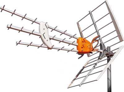 Imagen para la categoría Antenas Televés y accesorios