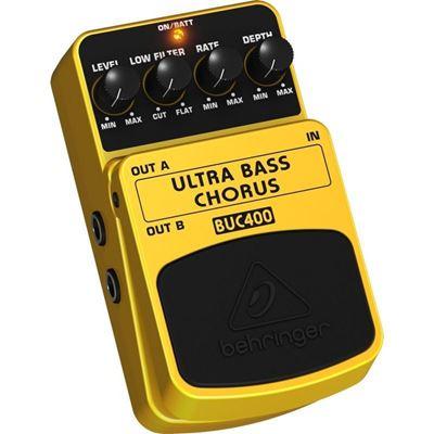 Imagen de Pedal de efectos Bass Chorus BUC400