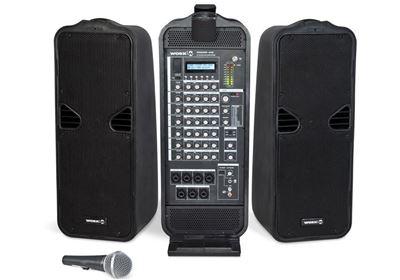 Imagen de Sistema de audio portatil ROADER 408