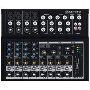 Imagen de Mesa de mezclas 12 canales MIX12FX