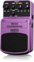 Imagen de Pedal de efectos Bass Overdrive BOD400