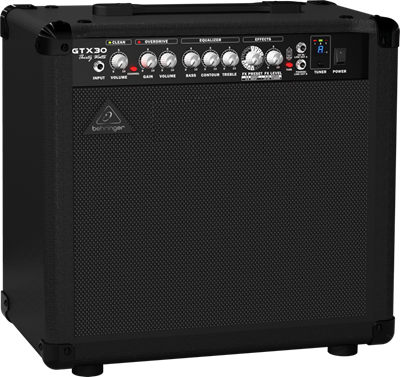 Imagen de Amplificador de guitarra GTX30