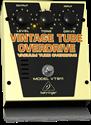 Imagen de Pedal de efectos Vintage Tube Overdrive VT911
