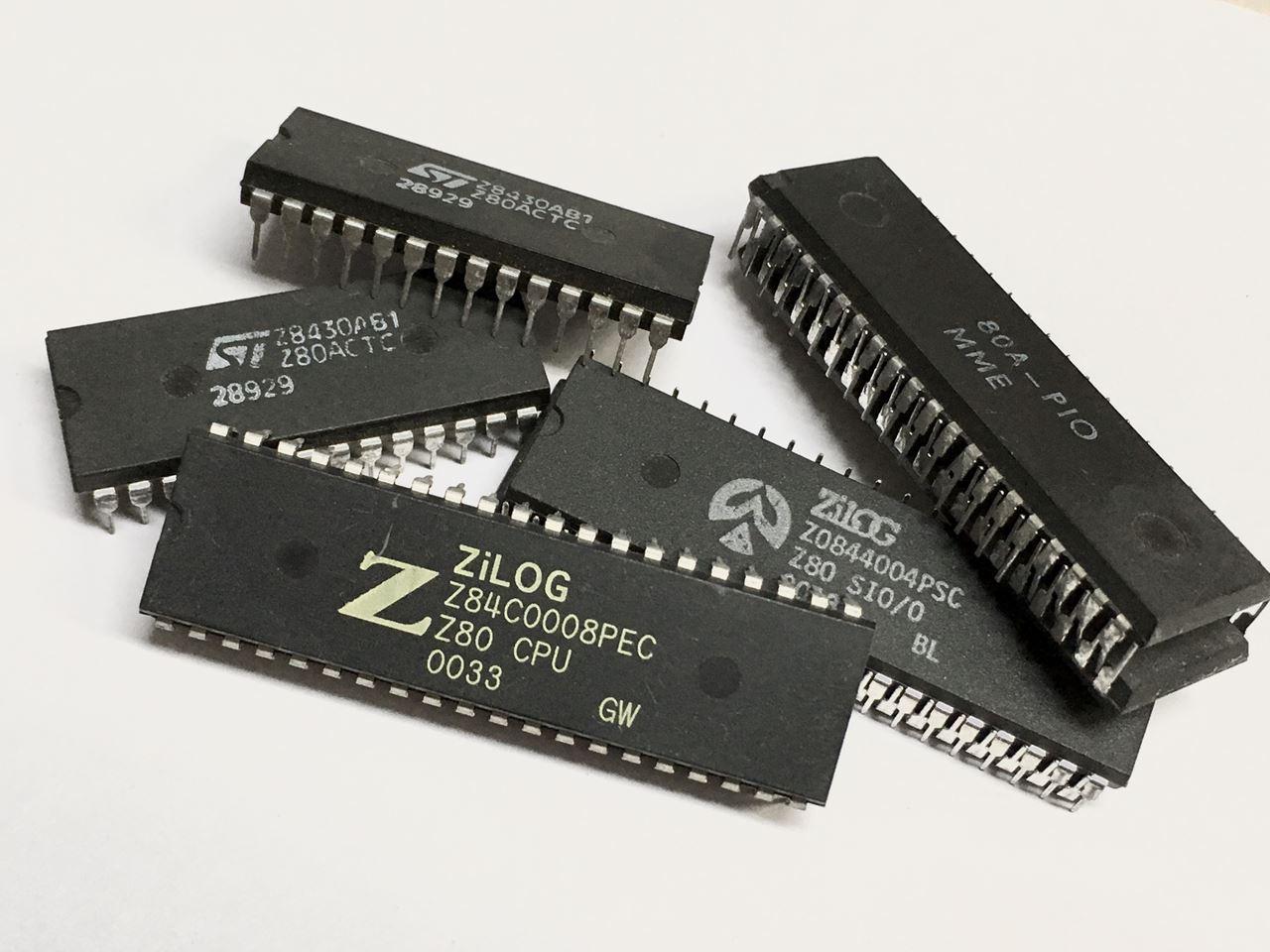 Circuito Integrado : Tv nalber tienda on line circuito integrado z cpu zilog dip