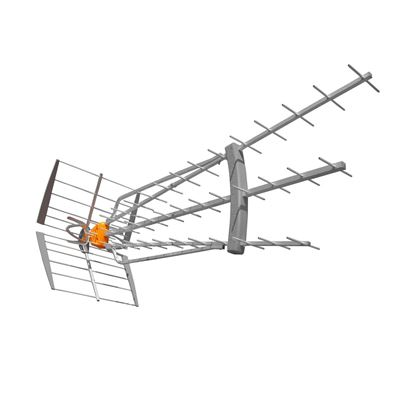 Imagen de Antena DAT BOSS LR UHF (C21-60) G47dBi Televes