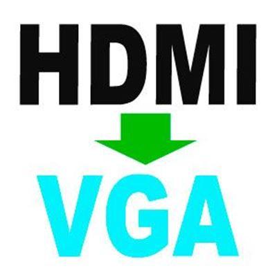 Imagen para la categoría HDMI a VGA