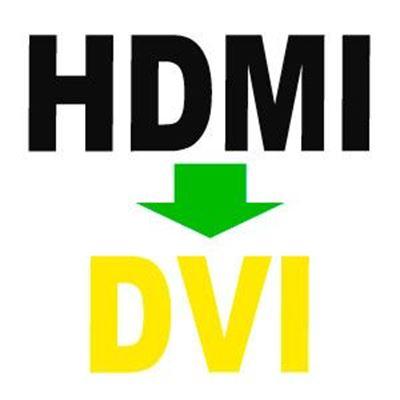 Imagen para la categoría HDMI a DVI