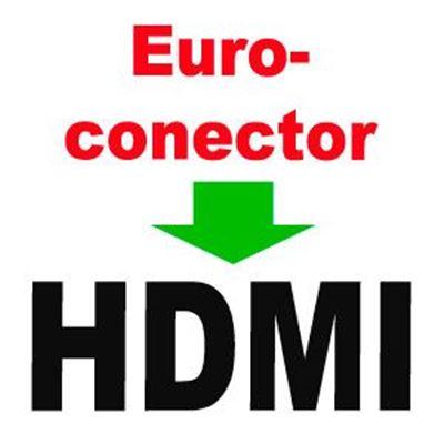 Imagen para la categoría Euroconector a HDMI