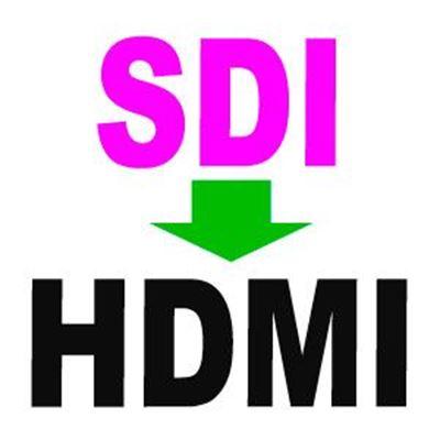 Imagen para la categoría SDI a HDMI