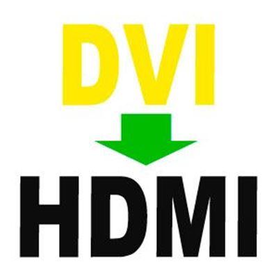 Imagen para la categoría DVI a HDMI