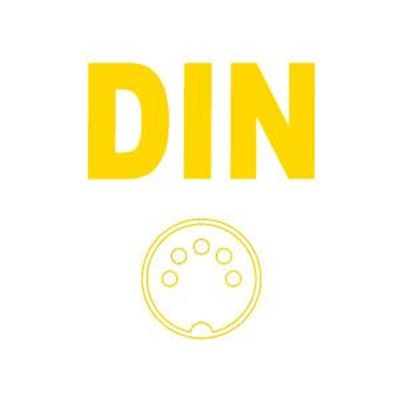 Imagen para la categoría Conectores DIN