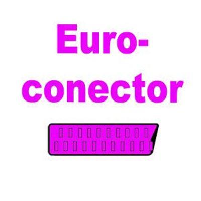 Imagen para la categoría Conectores Euroconector