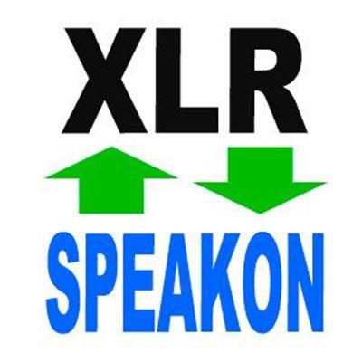 Imagen para la categoría XLR - SPEAKON